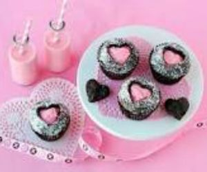 cakes, Valentine's Day, and cute image