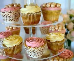 cup cakes and joy image