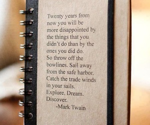 quotes, mark twain, and life image