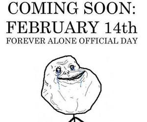 alone, forever, and forever alone image