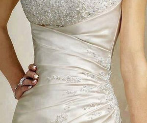 dress, girly, and sparkles image