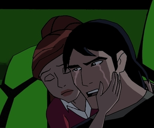 ben 10, gwen tennyson, and kevin levin image