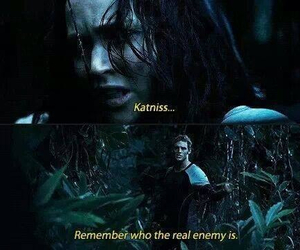 katniss, catching fire, and finnick image