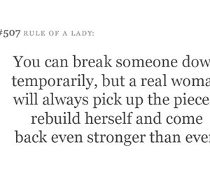 strong, break, and quotes image
