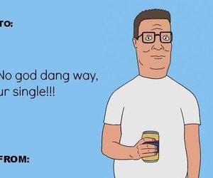 valentines day and king of hill image