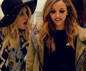 band, jesy nelson, and perrie edwards image