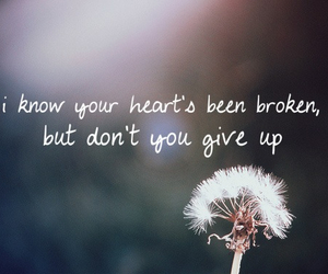 quotes, one direction, and broken image