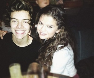 selena gomez, Harry Styles, and helena image