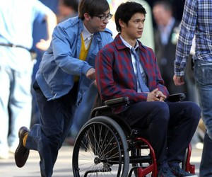 kevin mchale and harry shum jr. image
