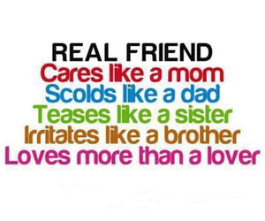 friends, quote, and mom image