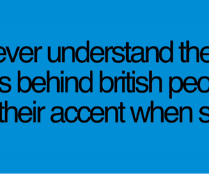 british and accents image