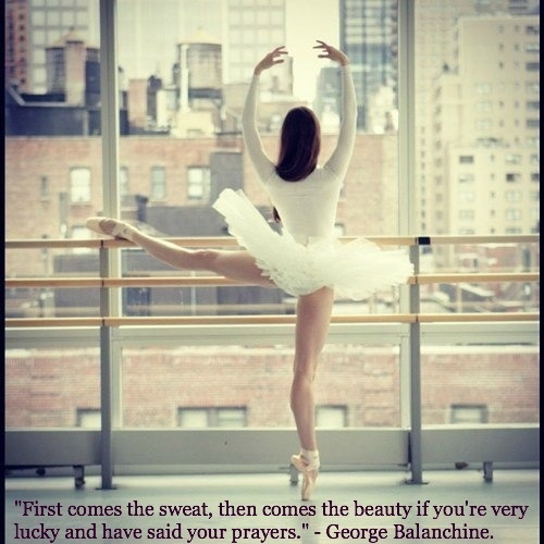 Ballet Quotes Funny