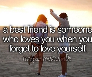 Best, bff, and quote image