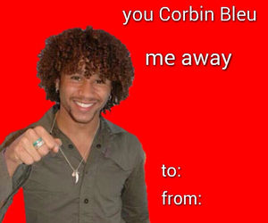 card, funny, and high school musical image
