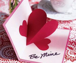 love, card, and diy image