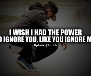 quote, ignore, and boy image