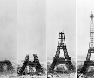 eiffel tower, separate with comma, and paris image