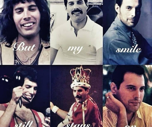 Freddie Mercury, Queen, and legend image