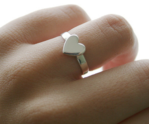 heart, ring, and 'luckystar~ image