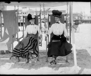 1900s, atlantic city, and edwardian image