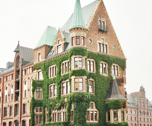 house, green, and germany image