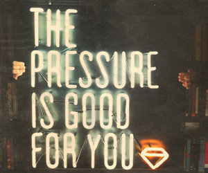 pressure, quotes, and light image