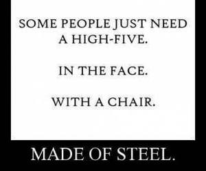 funny, chair, and face image