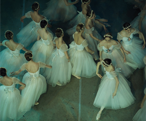 ballet and giselle image