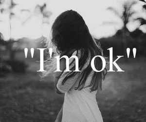 sad, ok, and i'm ok image