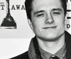 the hunger games, josh hutcherson, and hunger games image