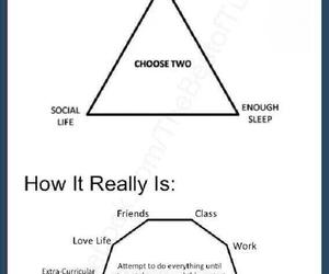 life, school, and friends image