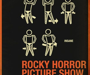 rocky horror picture show, time warp, and dance image