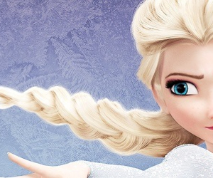 frozen, sister, and movie image