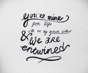 lea michele, quote, and you're mine image