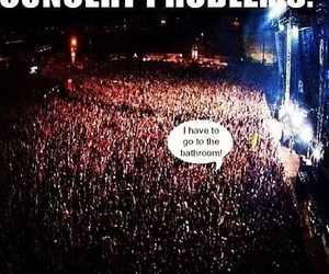 concert, funny, and band image