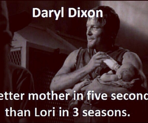 thewalkingdead, daryldixon, and betterdad image