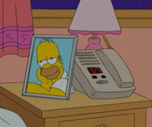 homer, lol, and simpsons image