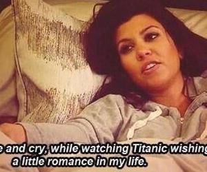 titanic, quote, and romance image