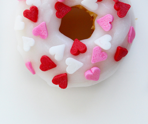 diet, donut, and heart image