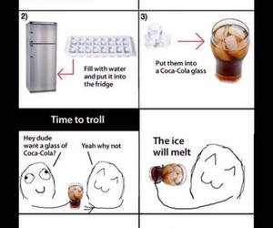 coke, diy, and prank image