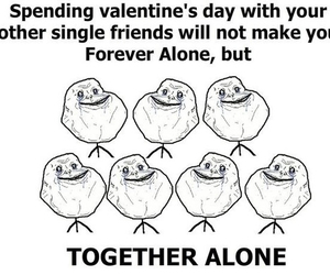 yay, yep, and togetheralone image