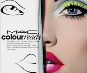 colour, lips, and mac image