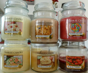 candles and yankee candles image