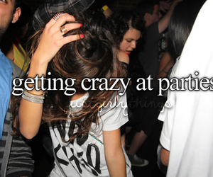 party, crazy, and fun image