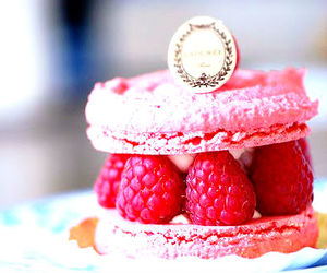 delicious, food, and macaroon image