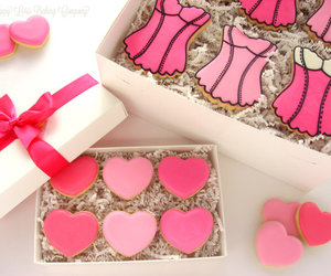 cake, love, and Cookies image