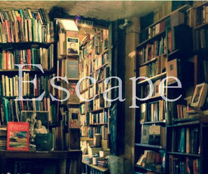 book, escape, and Dream image