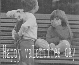 kids, valentines day, and love image
