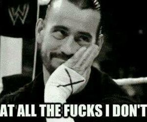 funny and cm punk image
