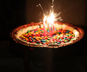 birthday, colorful, and delicious image